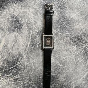 Celine Leather Watch